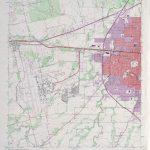 Texas Topographic Maps - Perry-Castañeda Map Collection - Ut Library - Alvin Texas Map