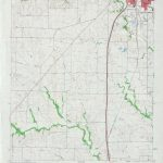 Texas Topographic Maps   Perry Castañeda Map Collection   Ut Library   Giddings Texas Map