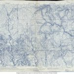 Texas Topographic Maps   Perry Castañeda Map Collection   Ut Library   Jefferson County Texas Elevation Map