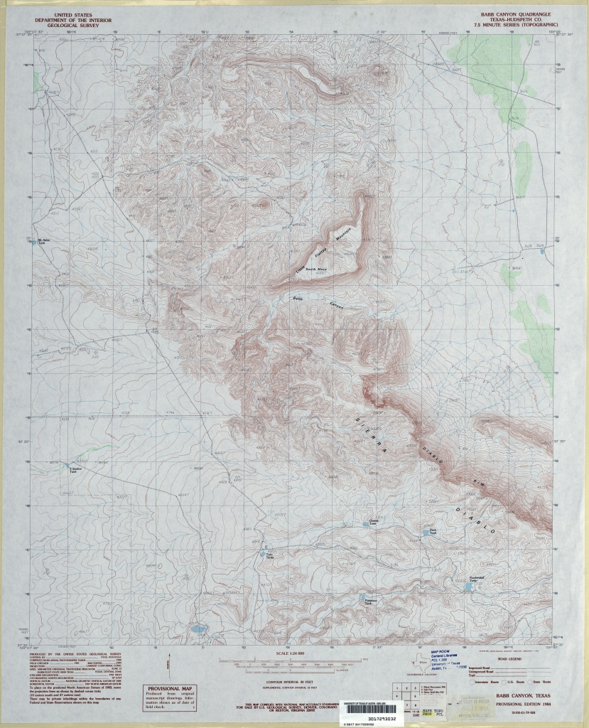 Texas Topographic Maps - Perry-Castañeda Map Collection - Ut Library - Jefferson County Texas Elevation Map
