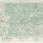 Texas Topographic Maps   Perry Castañeda Map Collection   Ut Library   Texas Hill Country Map Pdf