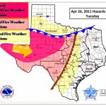 Texas Weather Map Today | Woestenhoeve   Texas Fire Map