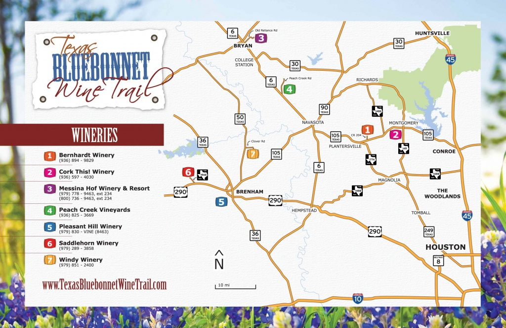 Texas Winery Map | Business Ideas 2013 - Texas Winery Map