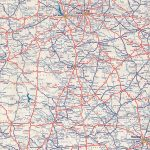 Texasfreeway > Statewide > Historic Information > Old Road Maps   Dallas Texas Highway Map