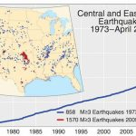Thanks To Fracking, Earthquake Hazards In Parts Of Oklahoma Now   Fracking In California Map