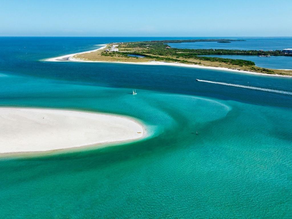 The 15 Best Beaches In Florida - Condé Nast Traveler - Best Beaches Gulf Coast Florida Map