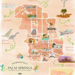 The 37 Best Places To Take Pictures In Palm Springs | California - Palm Springs California Map