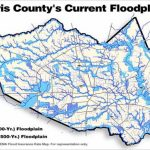 "The ""500 Year"" Flood, Explained: Why Houston Was So Underprepared   Houston Texas Floodplain Map"