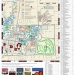 The Aggie Map 2011 Of Texas A&m University   Texas A&m Housing Map