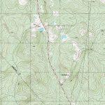 The Barefoot Peckerwood: Free Printable Topo Maps   Printable Topo Maps