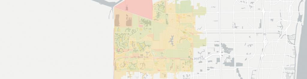 The Best 14 Internet Service Providers In Parkland, Fl - Parkland Florida Map