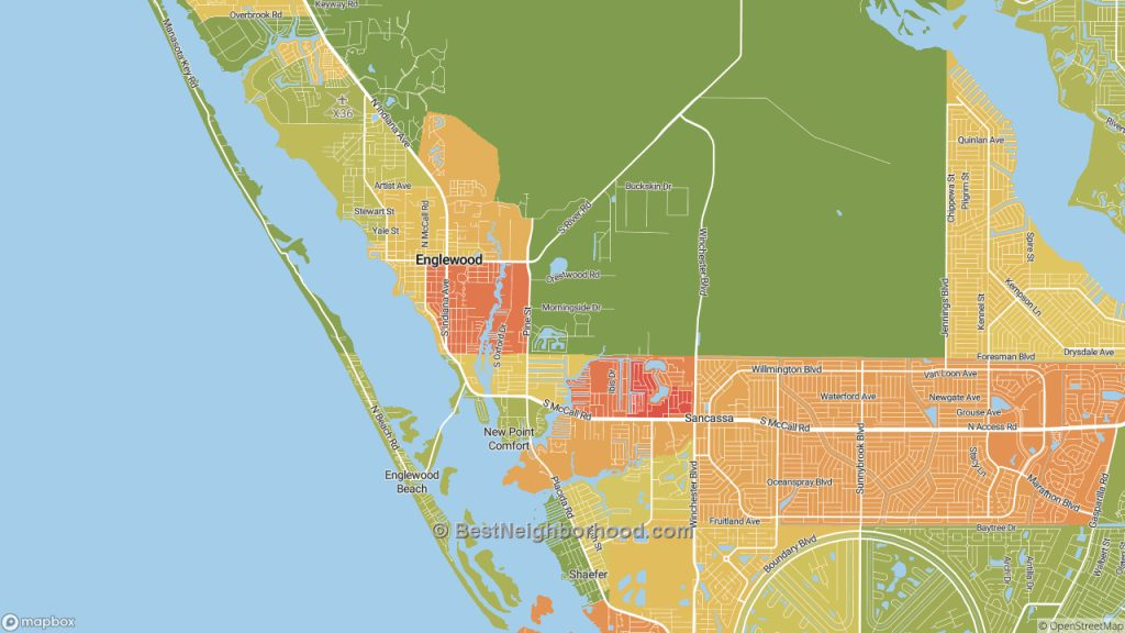 The Best Neighborhoods In Englewood, Flhome Value ...