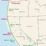 The Classic Pacific Coast Highway Road Trip | Road Trip Usa   California Highway 1 Road Trip Map