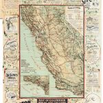 The Cyclers' Guide And Road Book Of California: Containing Map Of   California Map Book