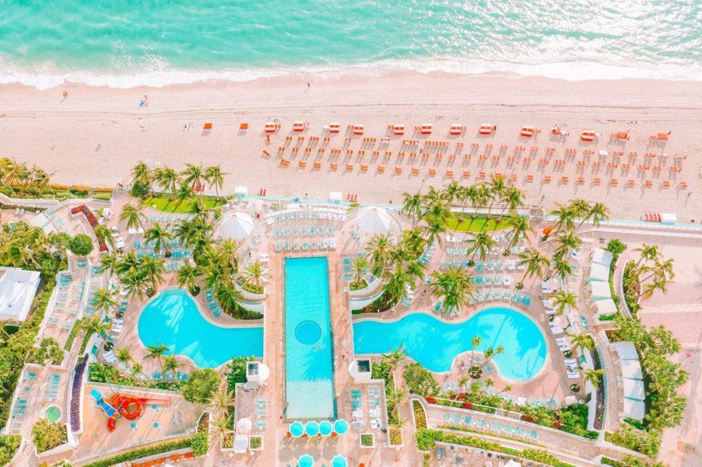 the diplomat beach resort hollywood, curio