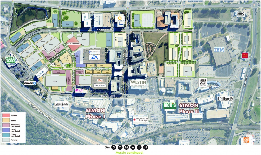 The Domain Map (57+ Images In Collection) Page 1 - Map Of The Domain In Austin Texas