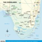 The Everglades In Two Days | Itineraries For Travel Planning   Florida Everglades Map