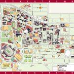 The Florida State University — Fsu Campus Map - Florida State University Map
