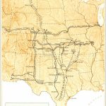 The Goodnight Loving Trail – Legends Of America   Texas Forts Trail Map