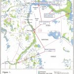 The Ocklawaha Ecosystem | Florida Defenders Of The Environment   Silver River Florida Map