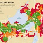 The Reality Of Food Deserts In Madison   Health Writers On The Air - Food Desert Map California