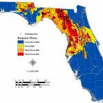 The Science Behind Florida's Sinkhole Epidemic | Science | Smithsonian   Hudson Florida Map