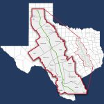 The Texas High Speed Train — Alignment Maps   Texas State Railroad Route Map