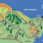 The Trinity River Authority Of Texas (Tra)   Texas State Parks Camping Map