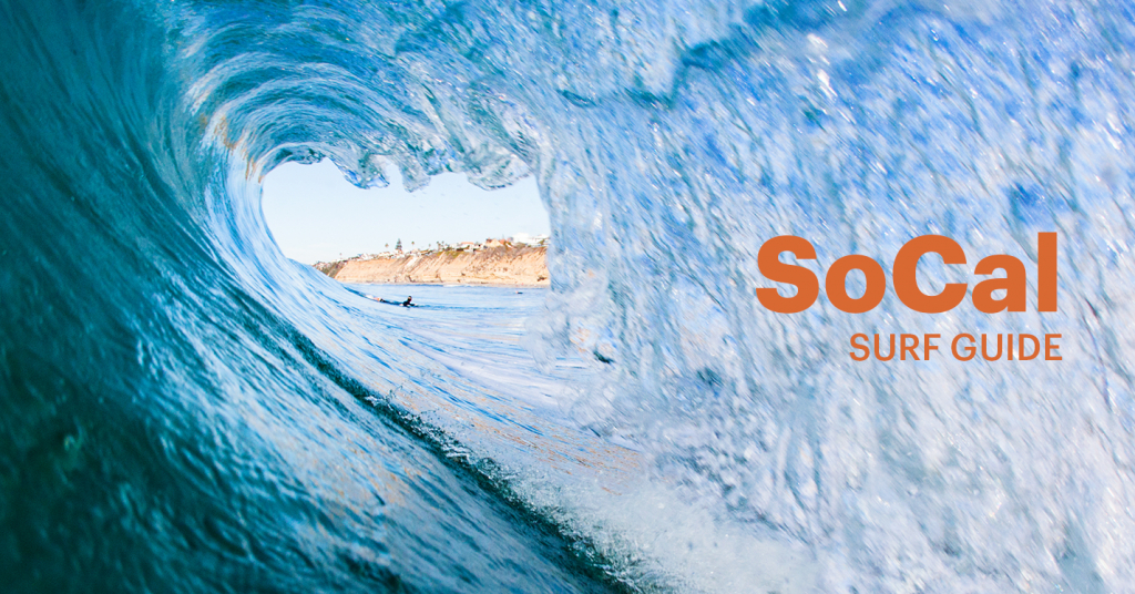 The Ultimate Southern California Surf Guide – Ihg Travel Blog - California Surf Map