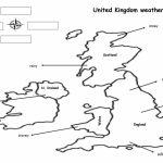 The Weather Map Worksheet   Free Esl Printable Worksheets Made   Free Printable Weather Map Worksheets