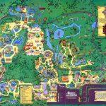 Theme Park Brochures Busch Gardens Tampa   Theme Park Brochures   Florida Busch Gardens Map