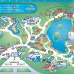 Theme Park Brochures Sea World San Antonio   Theme Park Brochures   Printable Sea World San Diego Map