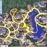 Theme Park Page   Park Map Archive   Orlando Florida Parks Map