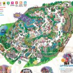 Theme Park Review • California Great America (Cga) Discussion Thread   California\'s Great America Map