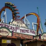 Theme Parks In Los Angeles And Southern California   Southern California Amusement Parks Map