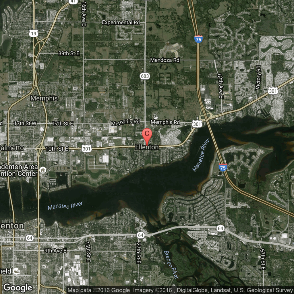Things To Do In Ellenton, Florida | Usa Today - Ellenton Florida Map