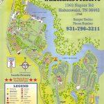 Thousand Trails Natchez Trace Preserve, Hohenwald, Tn   Traveling   Thousand Trails Florida Map