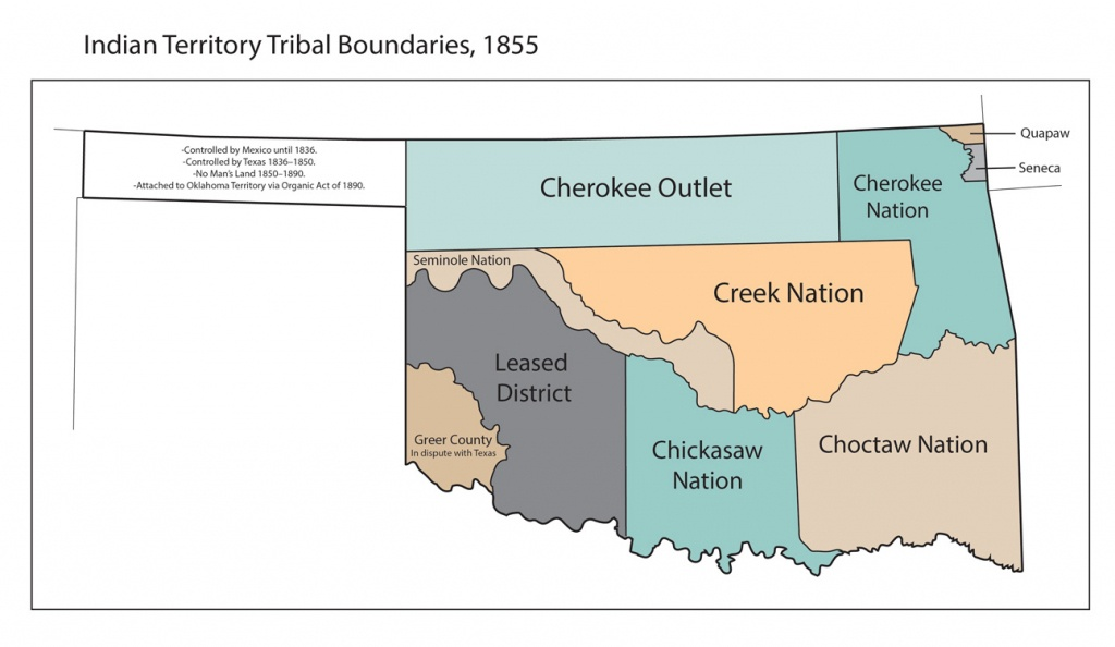 Timeline Of American Indian Removal - Native American Tribes In Florida Map