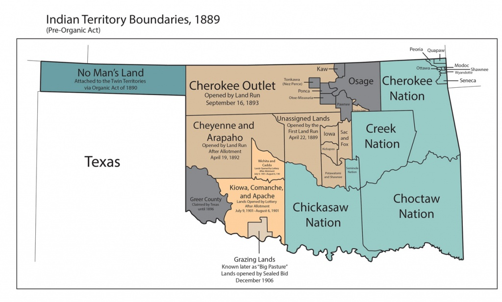 Timeline Of American Indian Removal - Texas Indian Tribes Map