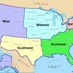 Tips For Posting - Gordon-Conwell Theological Seminary - United States Regions Map Printable