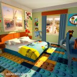 Tlm Rooms   Legoland Florida Hotel Map
