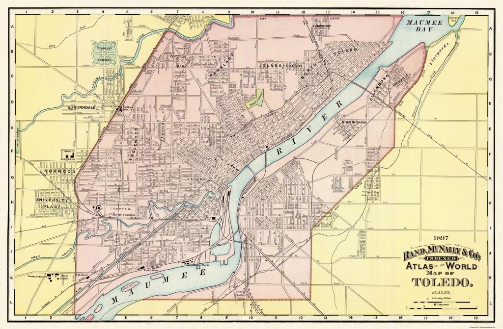 Toledo Ohio Google Maps Printable Map Of Toledo Ohio Printable Maps - Printable Map Of Toledo Ohio