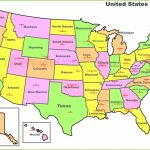 Tome Zones Usa Us Map For Time Zones Us Map Javascript Us Time Zones - Free Printable Us Timezone Map With State Names