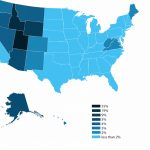 Top 10 States With The Most Mormons   Utahvalley360   California Lds Missions Map