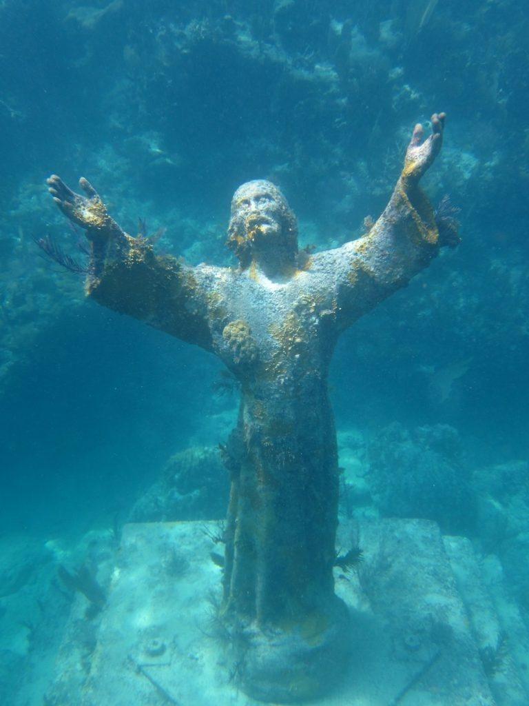 Top Dive Sites In The Florida Keys - Florida Keys Dive Map