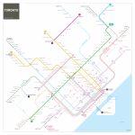 Toronto Metro Map : Inat   Toronto Subway Map Printable