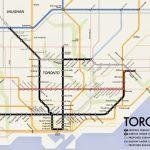 Toronto Subway And Rt Maps   Free Printable Maps   Toronto Subway Map Printable