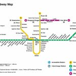 Toronto Subway Map   Toronto Subway Map Printable
