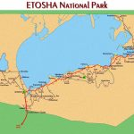 Tourist Maps Of Namibia   Printable Road Map Of Namibia