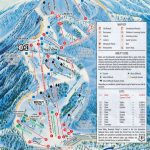 Trail Map – Snow Valley - Southern California Ski Resorts Map